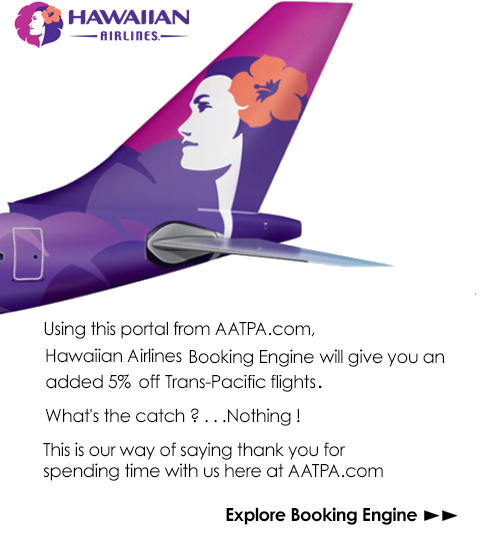 Discount Rates at Hawaiian Airlines
