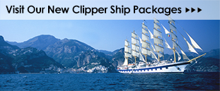 Visit Our New Clipper Ship Packages